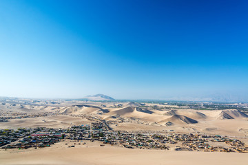 Desert Slums