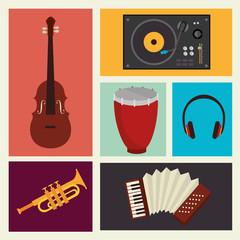 Music design.