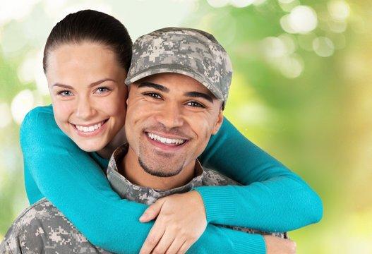 Military. Military Couple