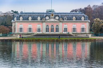 Düsseldorf Benrath Schloss 01