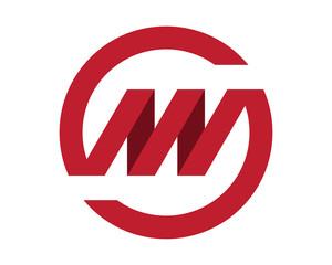 S, M, W, N N, logotype