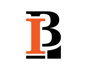 B I letter Logo
