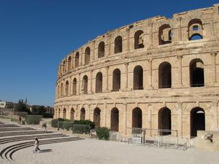 Amphitheater in Tunesien