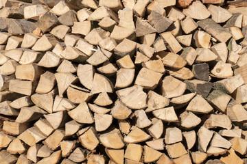 Logs.