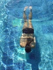 Podwodne pływanie