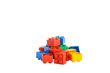 Building Blocks Isolated