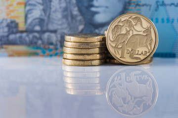 Australian Currency - One Dollar Coin
