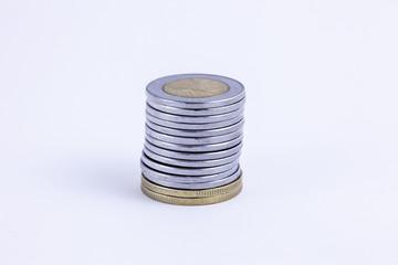 La lira, la vecchia moneta italiana: le mille lire