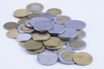 La lira, la vecchia moneta