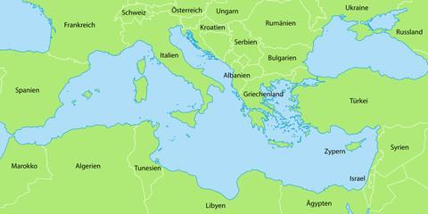 Mittelmeer Karte Inseln.Bilder Und Videos Suchen Mittelmeer Insel