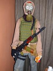 Military mannequin