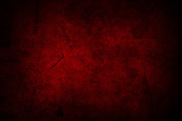 Wall Mural - Red wall