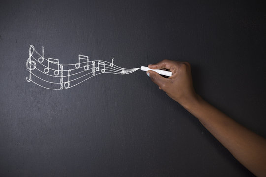 Learn music with South African or African American teacher