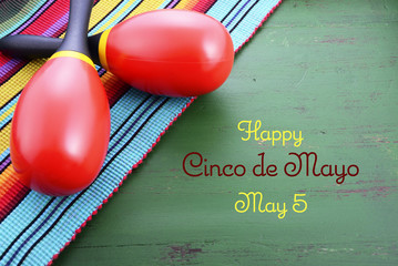 Happy Cinco de Mayo background