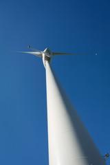 Windmill energy - Stock image