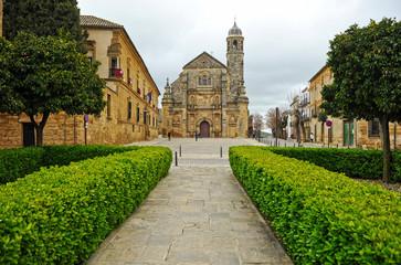 Iglesia del Divino Salvador, Úbeda, Jaén, España