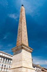 Roma Obelisco Piazza Giovanni Paolo II