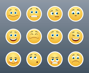 Emotional Stickers
