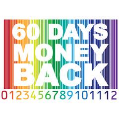 60 DAYS MONEY BACK ICON