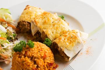 Enchiladas Al Horno - Veracruz