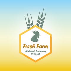 Fresh Farm Emblem