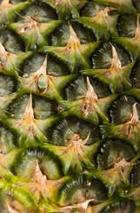 Pineapple texture surface