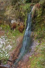 Wall Mural - Sankenbachwasserfall, Baiersbronn