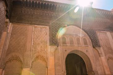 Marakesh in Morocco