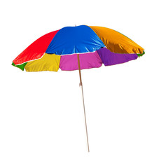 Obraz beach umbrella - fototapety do salonu