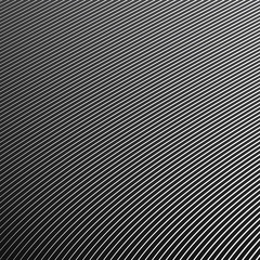 Stylish background with slightly curving lines.