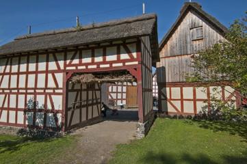barn ancient