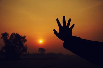 One Hand