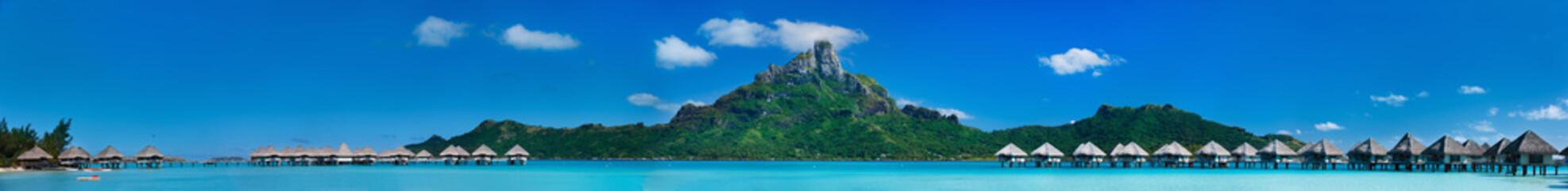 Fototapete - Bora Bora panorama