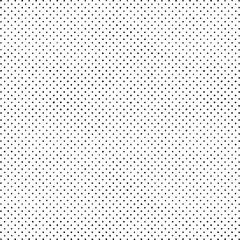 Hand Drawn Polka Dots Pattern Background