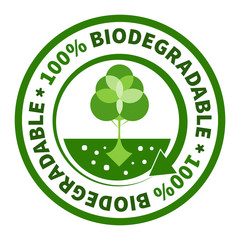 Biodegradable Label