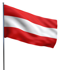 Austria Flag Image