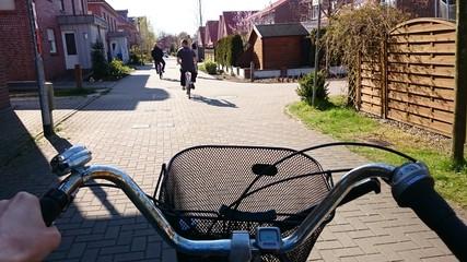 Biker on Tour