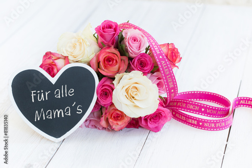 """""""für Alle Mamas"""" Stock Photo And Royalty-free Images On"""