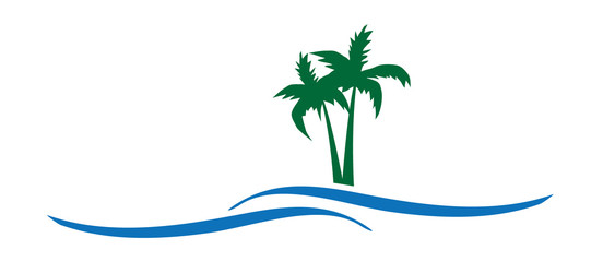 coconut wave logo
