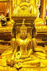 Buddha Image of Wat Phu Min