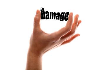 Smaller damage