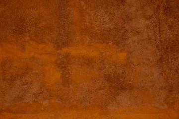 Alter rostbrauner Grunge Hintergrund Wall mural