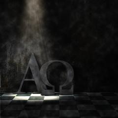 Alpha Omega - Wand karo