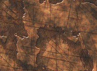 metal rusty scratch texture