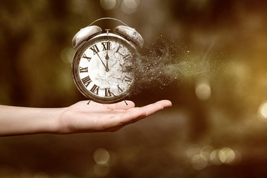 Time is running up