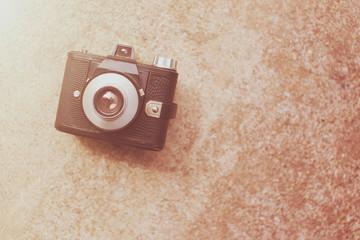 vintage retro camera