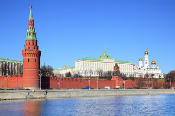 Wall Mural - Kremlin