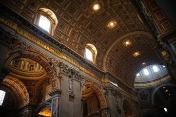 サンピエトロ大聖堂 メインドーム バチカン市国