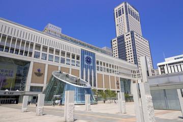 Fototapete - 札幌駅