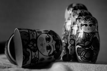 atryoshka dolls beautiful